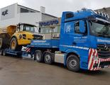 Transport Volvo A25F